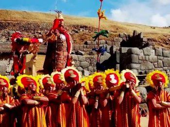 El Inti Raymi | La fiesta del Sol de los Incas | Sólo una vez al año