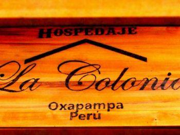 Buscas hospedaje en Oxapampa? | La Colonia  es tu mejor opción | a media cuadra de la plaza